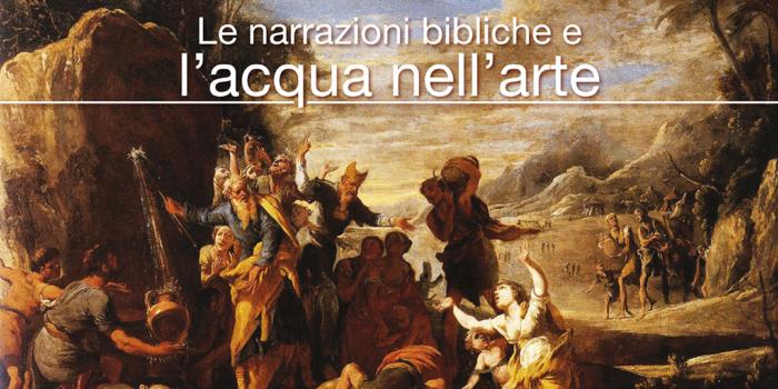 Le narrazioni bibliche e l'acqua nell'arte