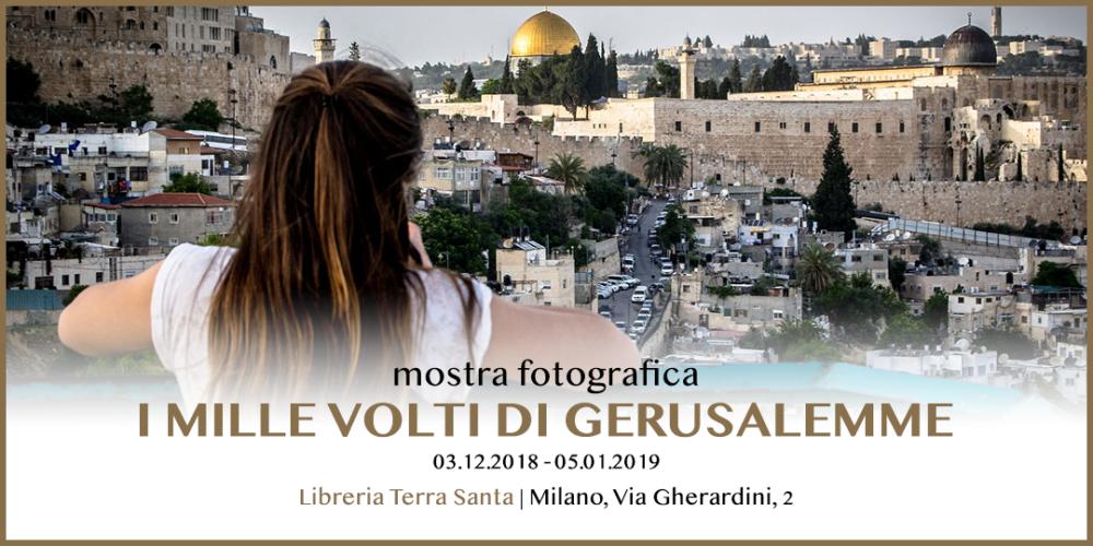 I mille volti di Gerusalemme