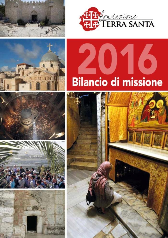 Bilancio di missione 2016