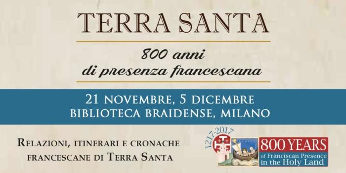 Terra Santa, 800 anni di presenza francescana