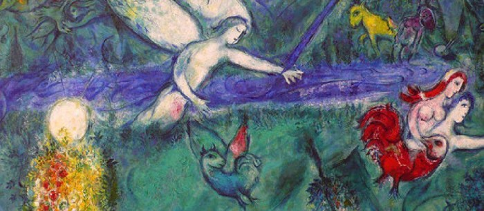 Alla scoperta di Marc Chagall
