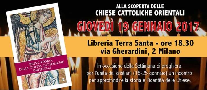 Breve storia delle Chiese cattoliche