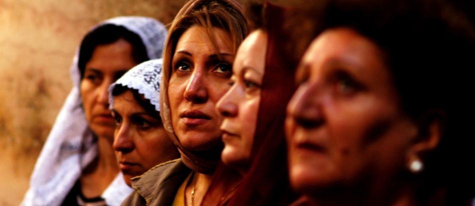 Il grido dei fratelli del Medio Oriente