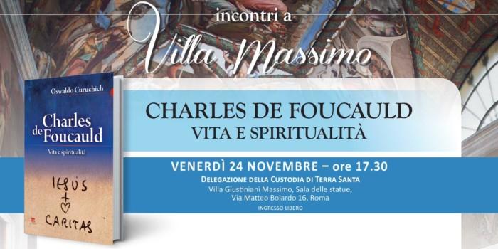 Charles de Foucauld, vita e spiritualità