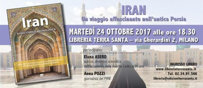 Milano, 24 ottobre: Iran