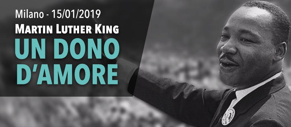 """Un dono d'amore"" di Martin Luther King"