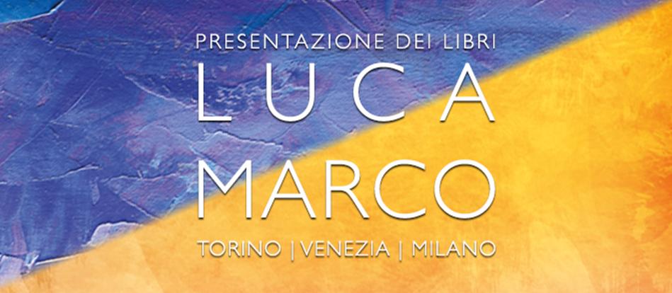 Presentazioni dei volumi 'Marco' e 'Luca'