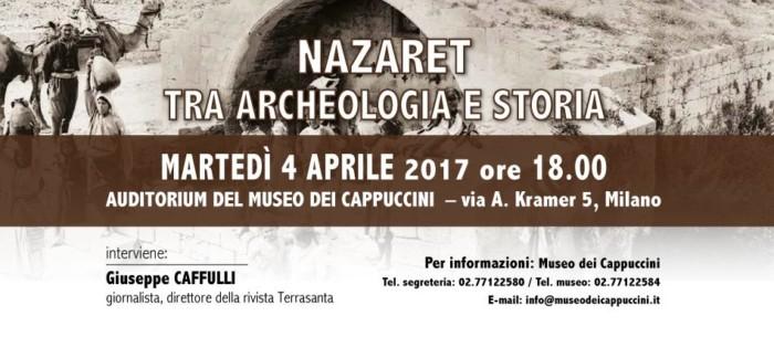 Nazaret tra Archeologia e Storia