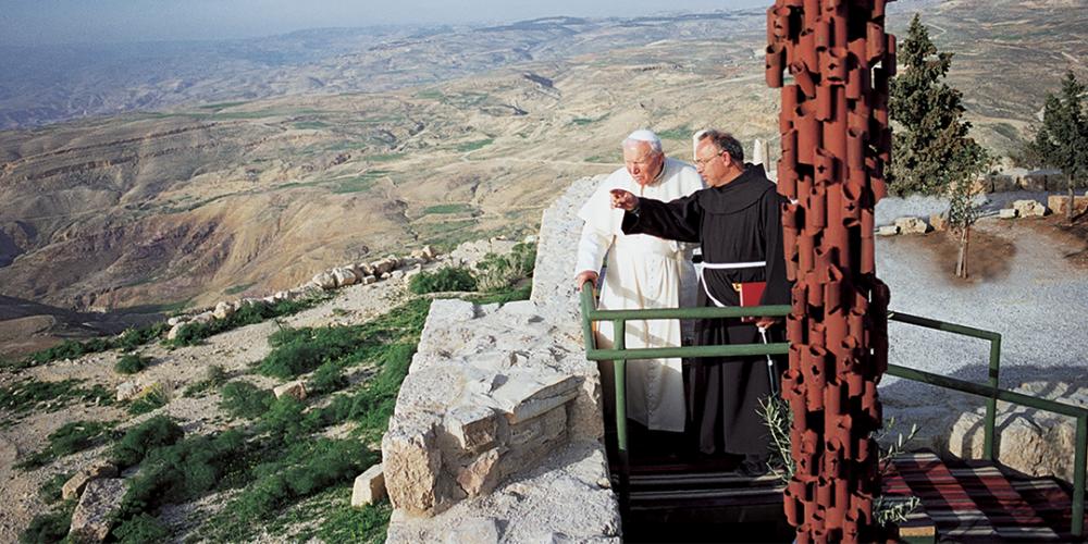 """Padre Michele Piccirillo ofm. """"Abuna Michele"""""""