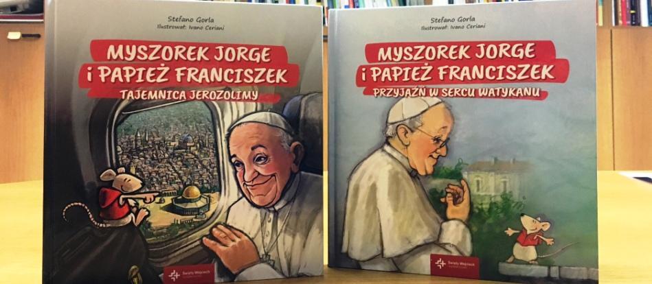 Il Topo Jorge è arrivato anche in Polonia