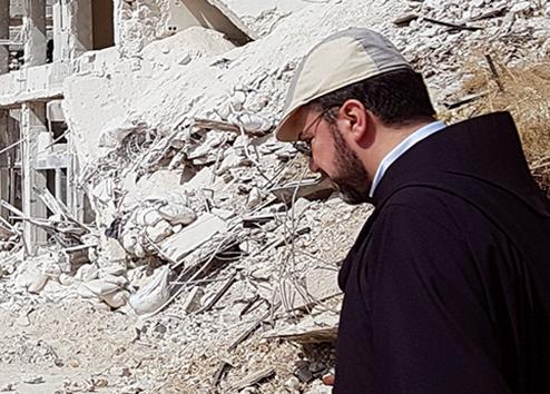 Emergenza Siria, in Italia la testimonianza del parroco francescano di Aleppo
