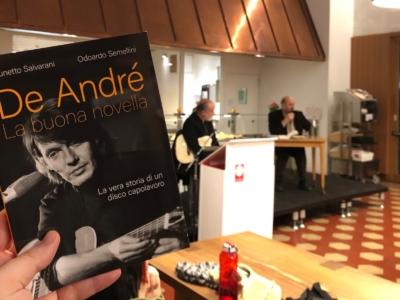De André. La buona novella