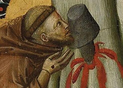 San Francesco e il Crocifisso