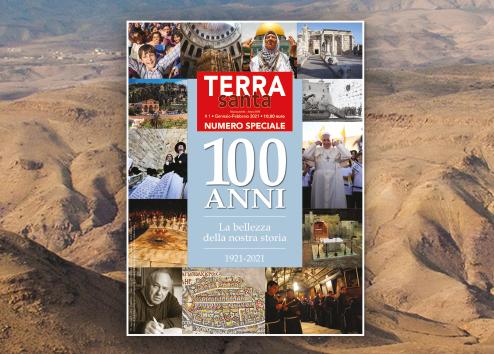 La rivista 'Terrasanta' compie 100 anni