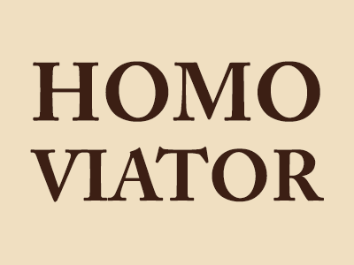 Homo viator